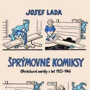 Šprýmovné komiksy Josefa Lady