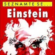 Einstein potvrzuje relativitu komiksu