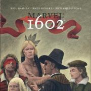 Marvel 1602: Gaimanův výlet do historie