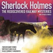 Verba et voces #2: John Taylor - The Rediscovered Railway Mysteries and Other Stories (ENG; 2010)