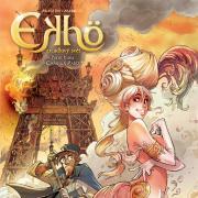 Letem světem Ekhö na křídlech komiksového Fénixe