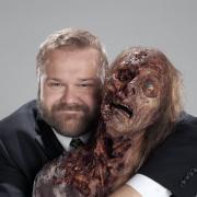 Mistr zombie Robert Kirkman