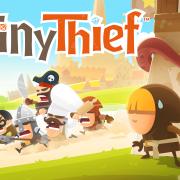 Tiny Thief - pohádka o malém zlodějíčkovi